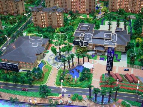杭州宇雄建筑模型有限公司现已成为国内最大,最专业的电子沙盘,城市