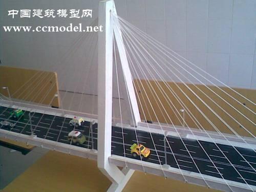 沙盘模型制作公司_桥梁模型-斜拉桥展示模型-行业资讯【模型制作  模型价格  房产 ...