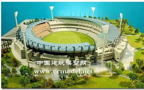 澳洲体育馆建筑模型
